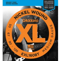 exl160bt balanced tension medium 50 120