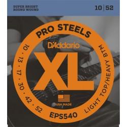 D'Addario EPS540 Light Top/Heavy Bottom [10 52]