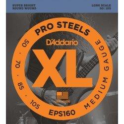 eps160 prosteels bass medium long scale 50 105
