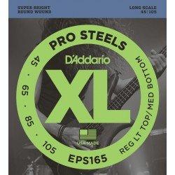 eps165 prosteels bass custom light long scale 45 105