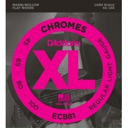 ecb81 chromes bass light long scale 45 100