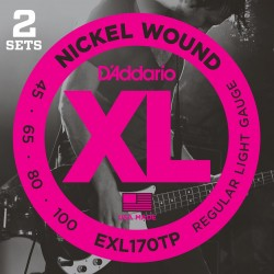 exl170tp xl nickel wound pack 2 juegos