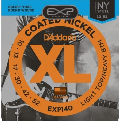 D'Addario EXP140 Light Top/Heavy Bottom [10 52]