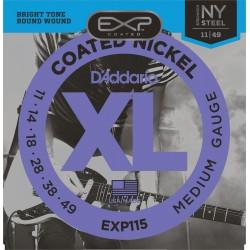 D'Addario EXP115 Blues/Jazz Rock [11 49]