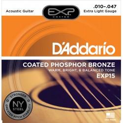 exp15 phosphor bronze extra light 10 47