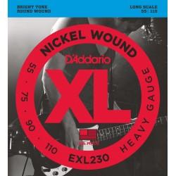EXL230 Heavy Long Scale [55-110]