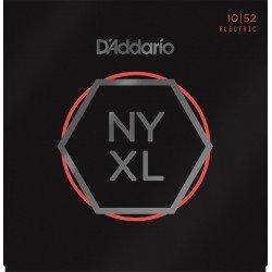 D'Addario NYXL1052 Light Top/ Heavy Bottom [10 52]