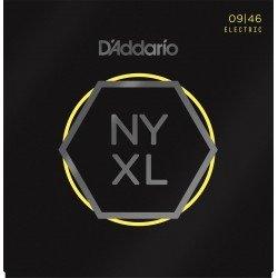D'Addario NYXL0946 Super Light Top/ Regular Bottom [09 46]