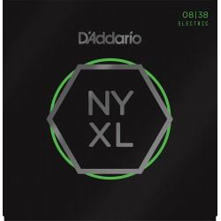 D'Addario NYXL0838 Extra Super Light [08 38]