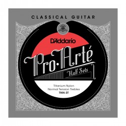 tnn 3t pro arte classical halfsets t2 titanium normal tension