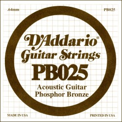 D'Addario PB025