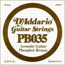 D'Addario PB035