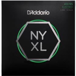 D'Addario NYXL4095 Long Scale [40 95]