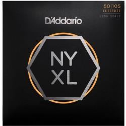 D'Addario NYXL50105 Long Scale [50 105]