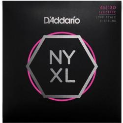 D'Addario NYXL45130 Long Scale [45 130]