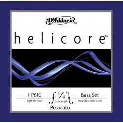 hp610 helicore pizz 3 4 l