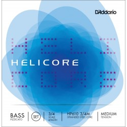 hp610 helicore pizz 3 4 m