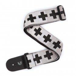 checkered crosses
