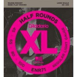 enr71 xl half rounds regular light 45 100