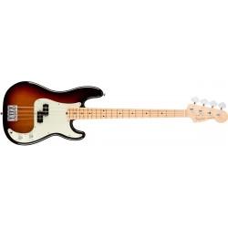 Fender American Pro Precision Bass MN 3 Tone Sunburst