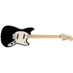 Fender Mustang MN Black