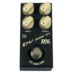 DV Mini Dist - Distorsión para guitarra - Ultracompacto DVE133015