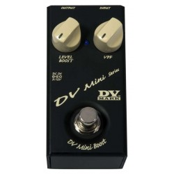 DV Mini Boost - Boost para guitarra - Ultra compacto DVE133016