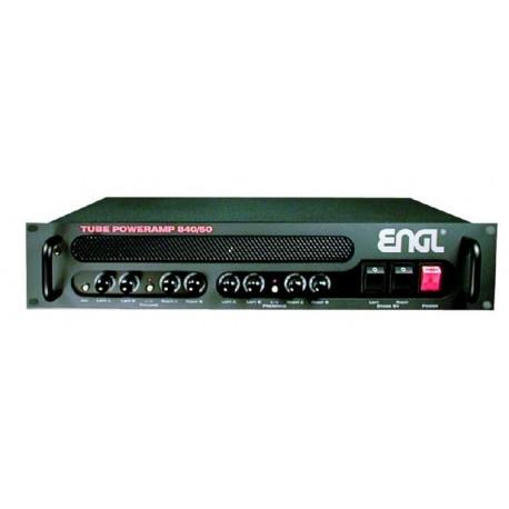 Tube Poweramp 840/50 - E 840 E 840/50