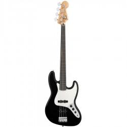 Fender Standard Jazz Bass Fretless RW Negro
