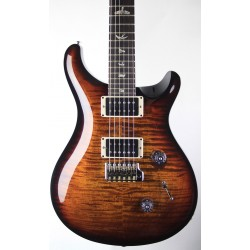 PRS GUITARS Custom 24 Black Gold Burst 2017