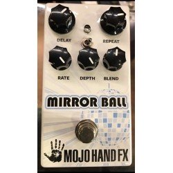 Mojo Hand FX Boutique Mirror Ball Delay