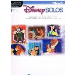 Disney. Disney Solos Violin...