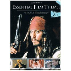 VARIOS. ESSENTIAL FILM COLLECTION 2 (SOLO PIANO).