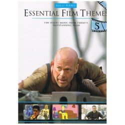 VARIOS. ESSENTIAL FILM COLLECTION 5 (SOLO PIANO).