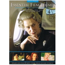 ESSENTIAL FILM COLLECTION 4 (SOLO PIANO).