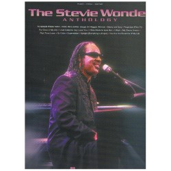 THE STEVIE WONDER ANTHOLOGY (PIANO/VOCAL/GUITAR)