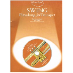 SWING PLAYALONG FOR TRUMPET (+CD)