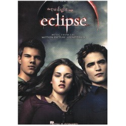 THE TWILIGHT SAGA. ECLIPSE (PIANO/VOCAL/GUITAR)