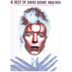 THE BEST OF DAVID BOWIE 1969/1974 (PIANO/VOCAL/GUITAR)