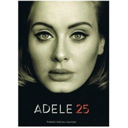 ADELE 25 (PIANO/VOCAL/GUITAR)