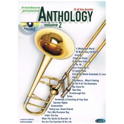 ANTHOLOGY VOL.2 (TROMBON) (+CD)