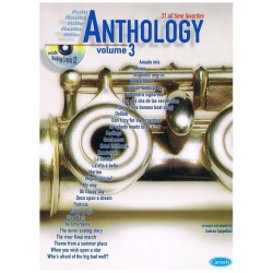 ANTHOLOGY VOL.3 (FLAUTA) (+CD)