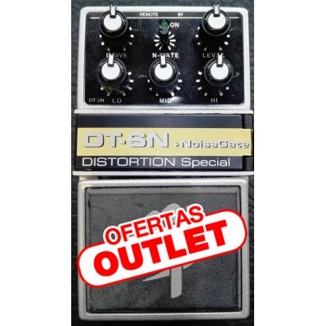 Nobels Distorsion Special Noise Gate DT-SN