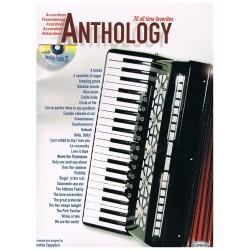 ANTHOLOGY ACORDEON (+CD)