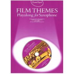 GUEST SPOT. FILM THEMES +CD (ALT SAX)