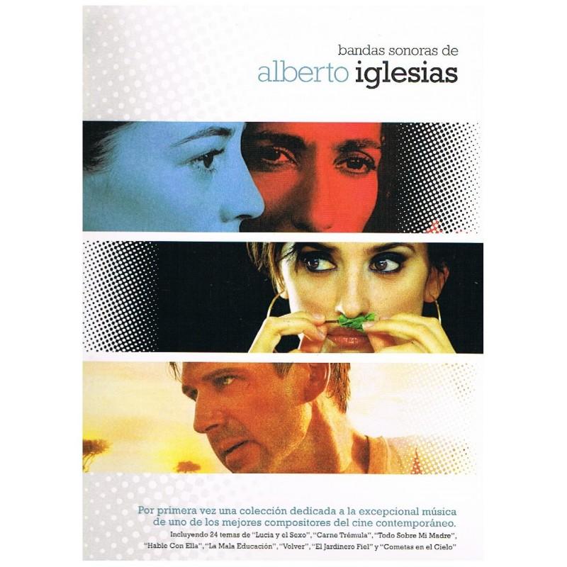BANDAS SONORAS DE ALBERTO IGLESIAS (PIA). UME