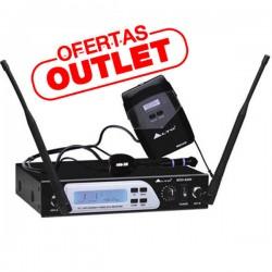 Alto Micrófono de solapa ALTO AV800LV