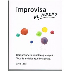 David Reed. Improvisa de verdad.
