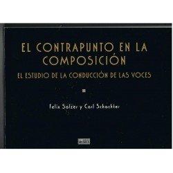 Salzer/Schachter. El Contrapunto en la Composición