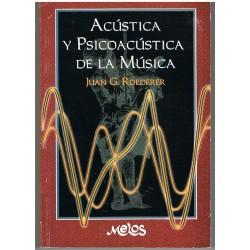 ROEDERER. ACUSTICA Y PSICOACUSTICA DE LA MUSICA